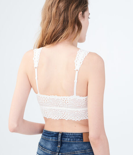 LLD Classic Lace Bralette
