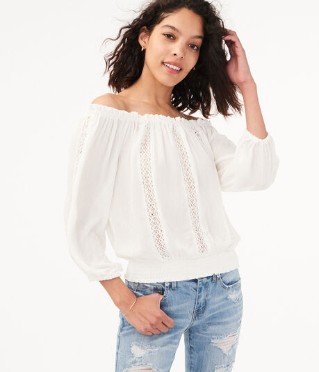 1565240a0d84ed Blouses & Shirts for Women & Girls | Aeropostale