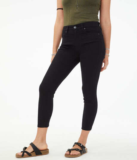 Seriously Soft High-Rise Cropped Jegging