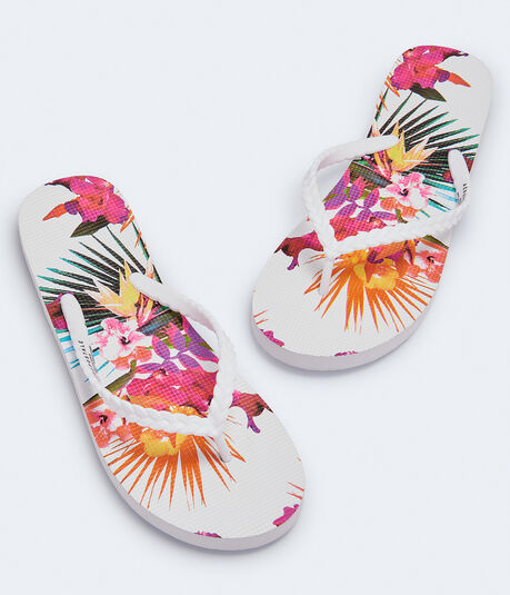 Tropical Braided Flip Flop