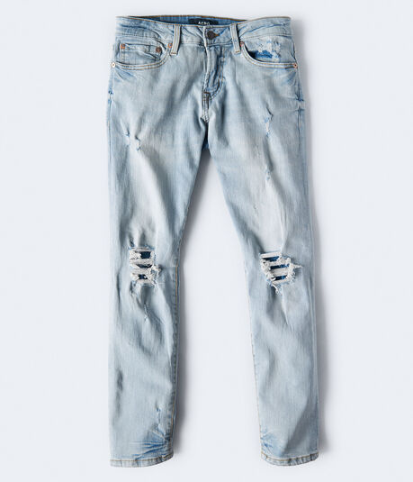 Real Denim Skinny Stretch Jean