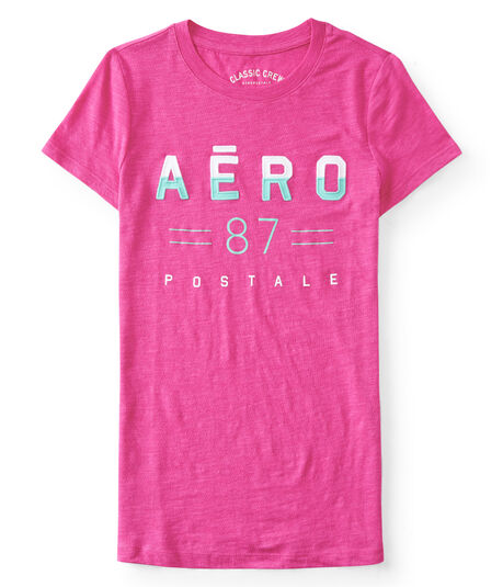 Aero 87 Two-Tone Graphic Tee
