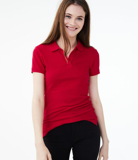 54b796b9 Uniform Polo Shirts for Women & Girls | Aeropostale