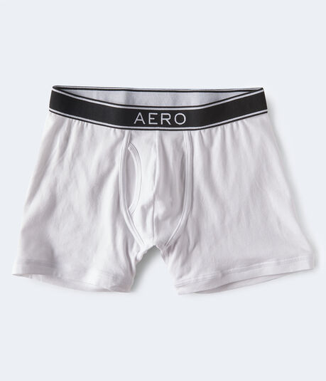 Logo Knit Boxer Briefs