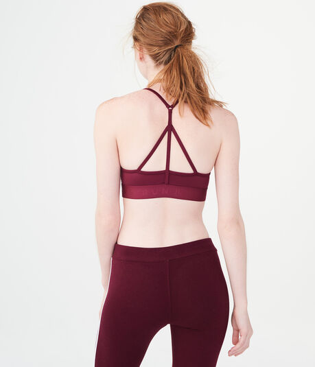 LLD Studio Y-Back Light Support Sports Bra
