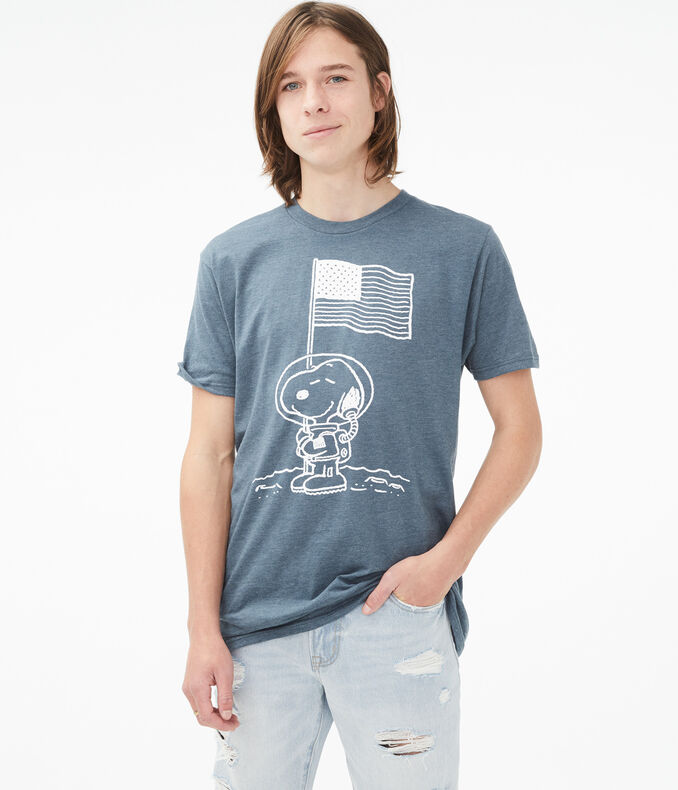 Space Snoopy Graphic Tee