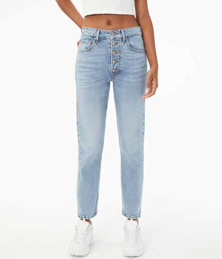 '90s High-Rise Ankle Skinny Jean