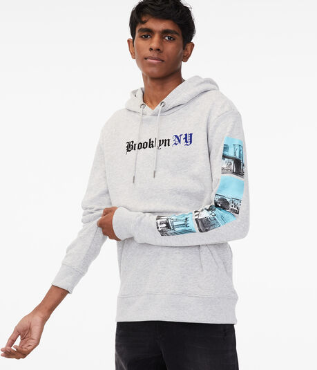 Brooklyn NY Pullover Hoodie