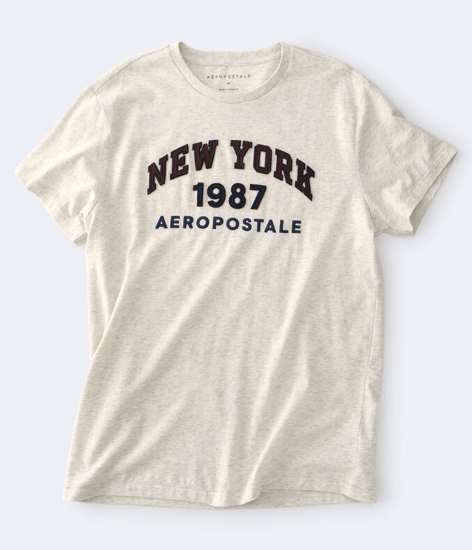 Arched New York Graphic Tee