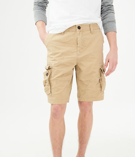 Classic Stretch Cargo Chino Shorts