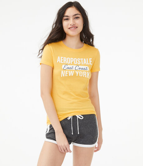 Aeropostale East Coast Graphic Tee