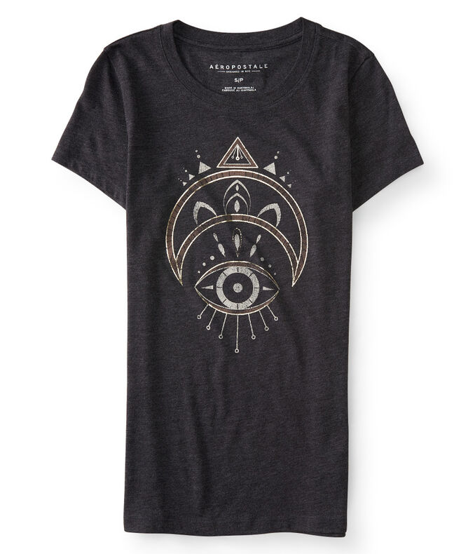 Celestial Eye Graphic Tee