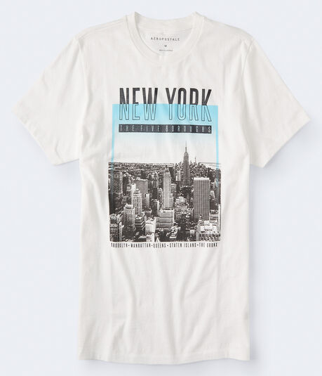 Five Boroughs Graphic Tee