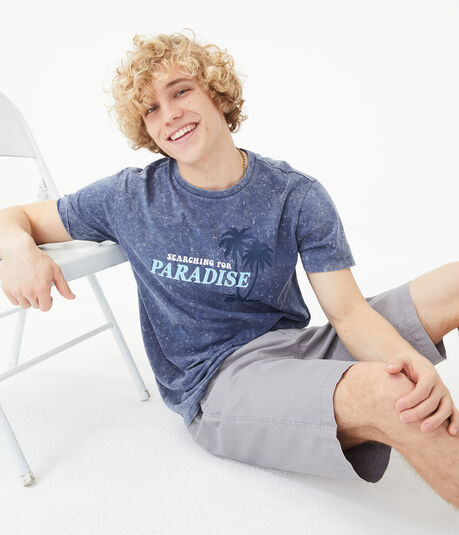 Searching For Paradise Graphic Tee