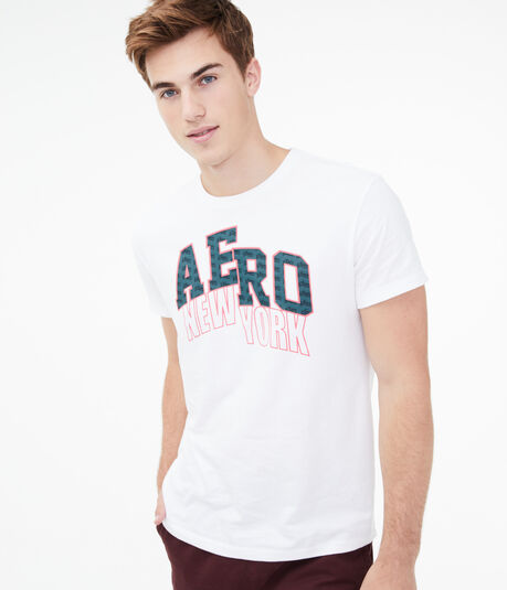 Broken Aero New York Graphic Tee