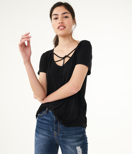 Seriously Soft Strappy Tunic