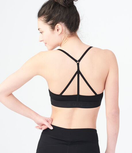 Studio Y-Back Sports Bra