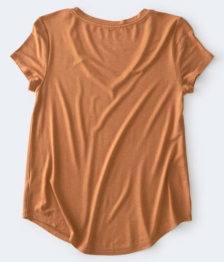 Seriously Soft V-Neck Tee