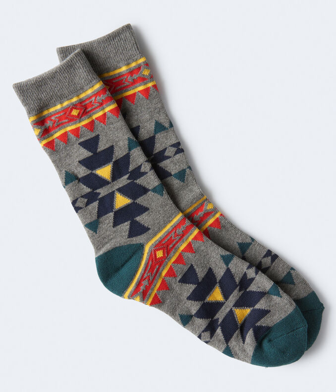 Southwest Crew Socks
