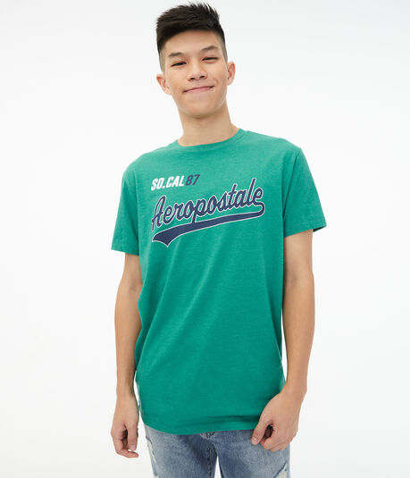 Aeropostale SoCal Logo Graphic Tee