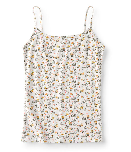 Ditsy Floral Basic Cami