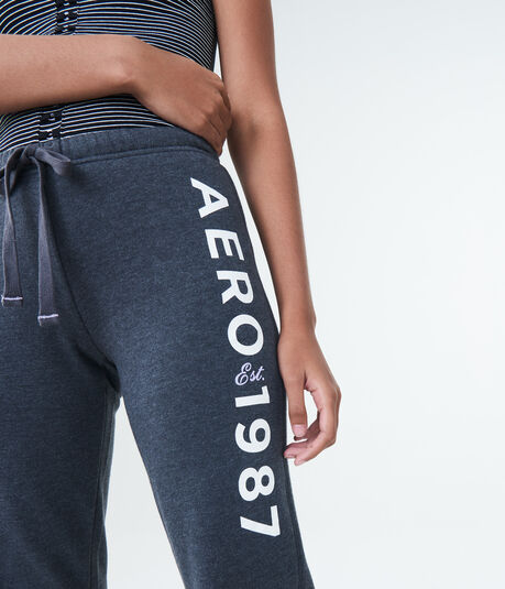 Aeropostale 1987 Cinch Sweatpants