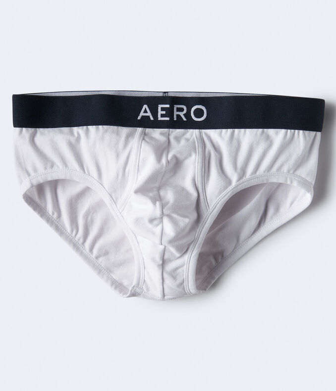 Solid Logo Classic Knit Briefs***