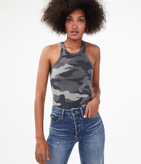 Seriously Soft Camo Heritage Tank