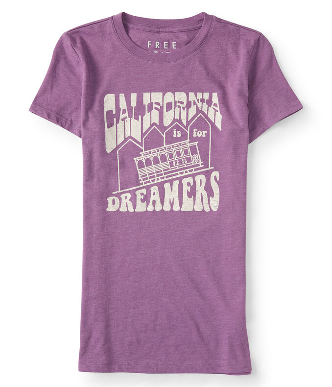 Free State California Dreamers Graphic Tee