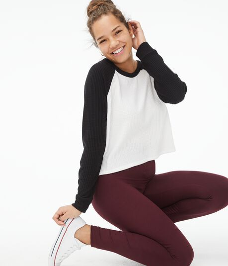 Seriously Soft Colored High-Rise Leggings