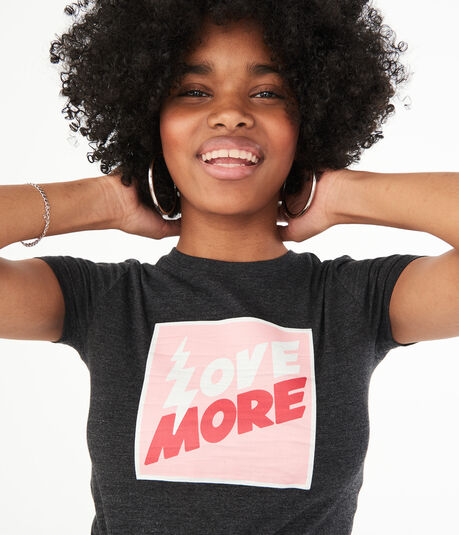 Free State Love More Graphic Tee