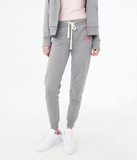 Aero Circle Logo Jogger Sweatpants