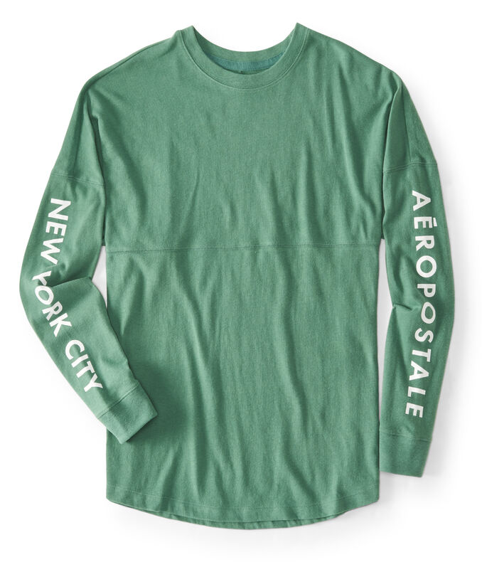 c8084988c Images. Clearance. Aéropostale New York City Crew Sweatshirt