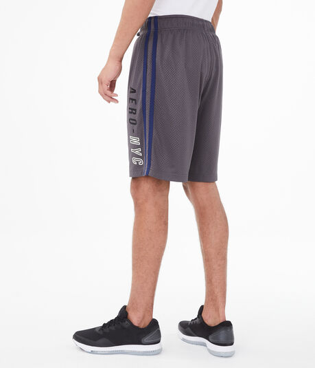 Aero-NYC Mesh Athletic Shorts