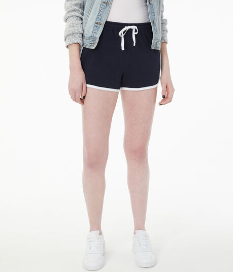 Relaxed Retro Shorts