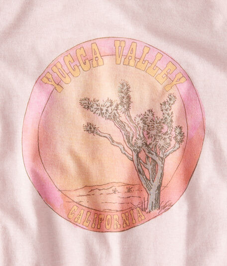 Yucca Valley Graphic Tee