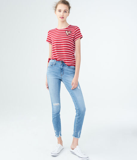 Flex Effects High-Waisted Ankle Jegging