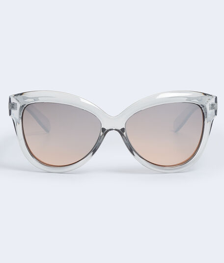Chunky Cateye Sunglasses