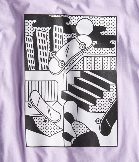 Free State Skateboard Graphic Tee