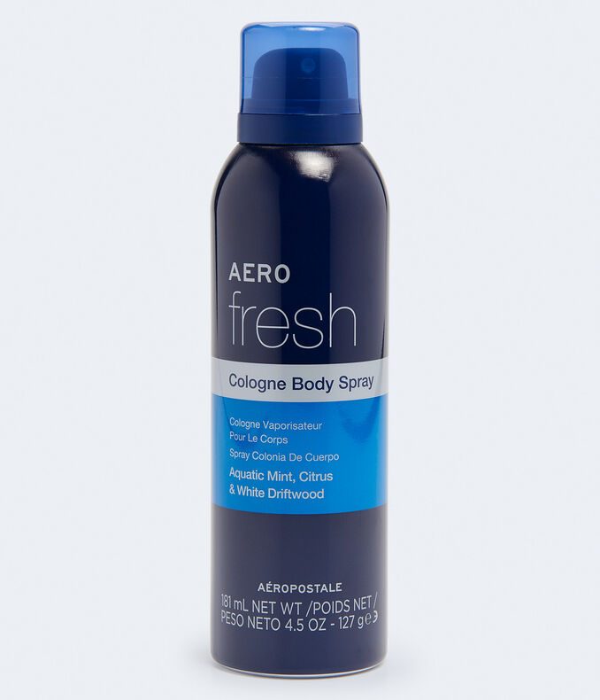 Aero Fresh Guys' Cologne Body Spray