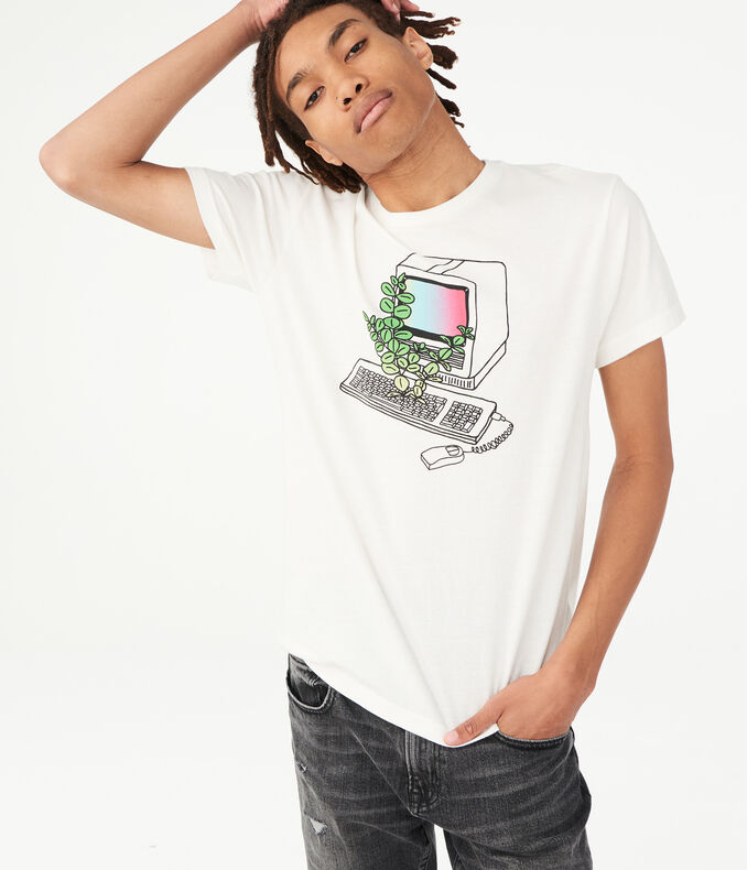 Free State Ancient Computer Graphic Tee
