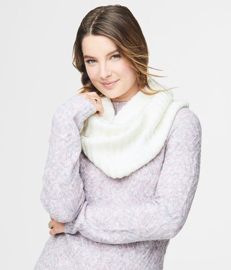 Solid Infinity Scarf