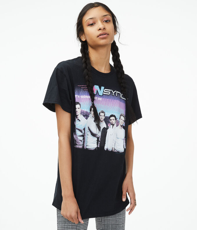 *NSYNC Boyfriend Graphic Tee