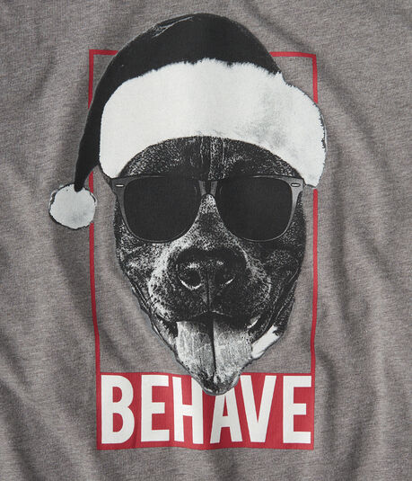 Free State Behave Graphic Tee