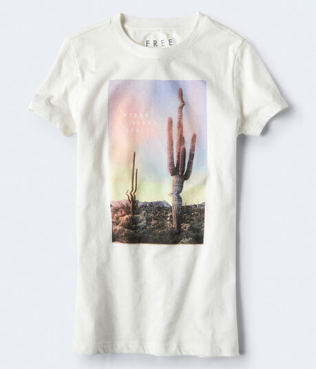 Free State Never Stand Still Graphic Tee