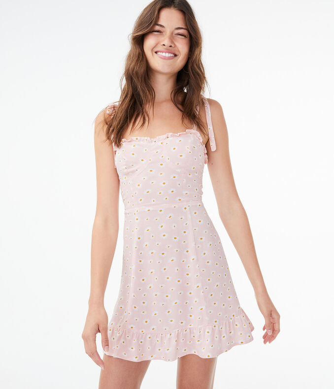 Floral Femme Bustier Dress by Aeropostale