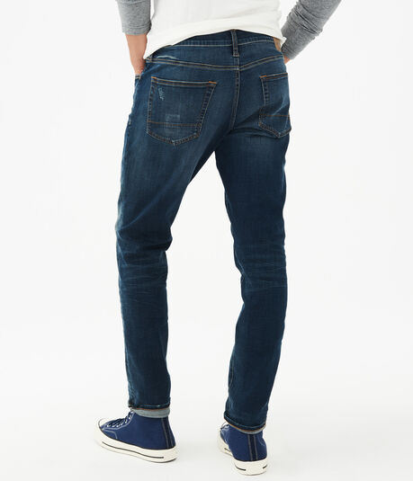 Super Skinny Dark Wash Stretch Jean