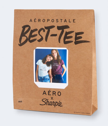 Don't Forget Aero X Sharpie® Best Tee