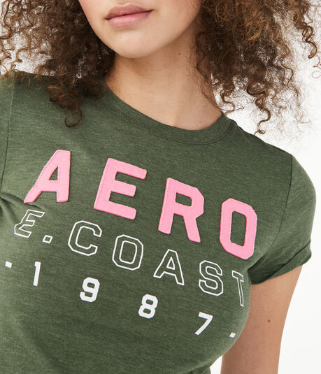 Aero E. Coast 1987 Graphic Tee