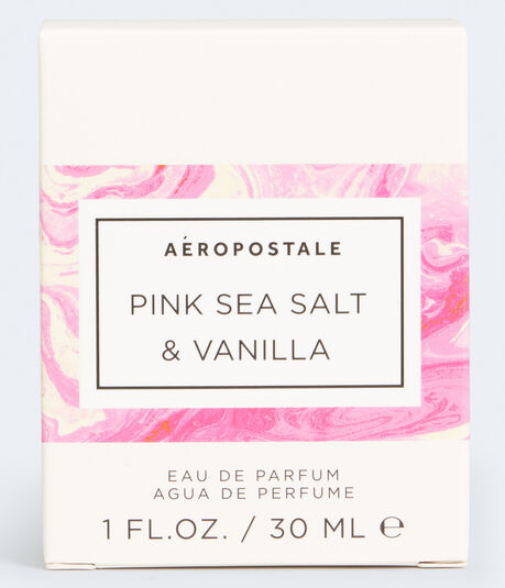 Pink Sea Salt & Vanilla 1 oz
